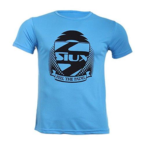 Siux Camiseta Padel Hombre: Amazon.es: Deportes y aire libre