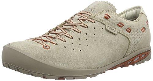 Salewa MS RAMBLE GTX - zapatillas de trekking y senderismo de piel hombre Marrón / Rojo   (Earth / Indio 7571)