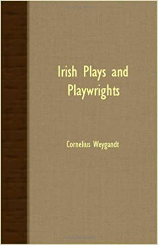 Book Irish Plays and Playwrights by Cornelius Weygandt (2007-10-29)