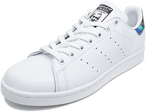 Amazon.com | adidas Womens Stan Smith Size 6.5 BZ0411 White ...