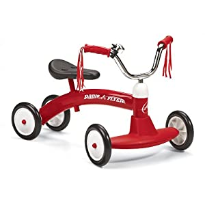 Radio Flyer Scoot About Ride on