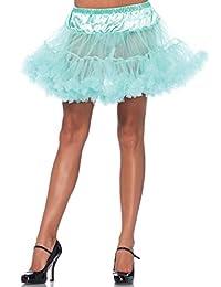 Leg Avenue Mint Tulle Petticoat