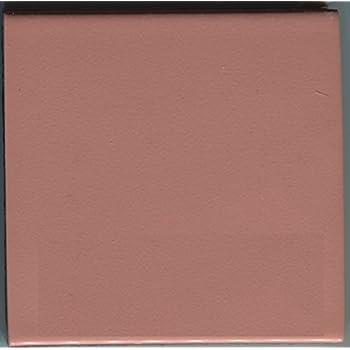 About 4x4 Ceramic Tile Pink Parasol 690 Matte Summitville Wall  Sample M,