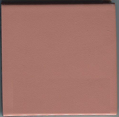 About 4x4 Ceramic Tile Pink Parasol-690 Matte Summitville Wall -Sample-M, Kitchen, Bathroom, Wall Tile, Ceramic Tile, Replacement