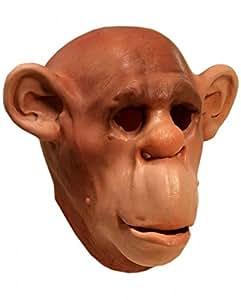 Máscara chimpancés espuma de látex