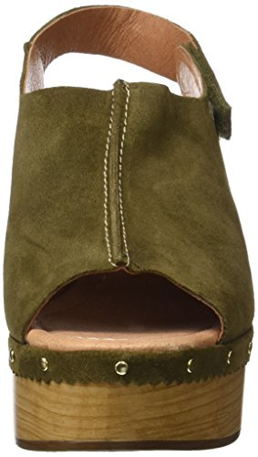 PEDRO Zoccoli 17308 BY MIRALLES Donna Kaki Verde WEEKEND p65qW