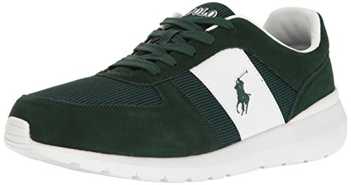 Ralph Lauren Polo Men Cordell Sneaker Green