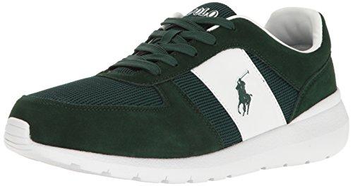 Polo Ralph Lauren Heren Cordell Sneaker Groen