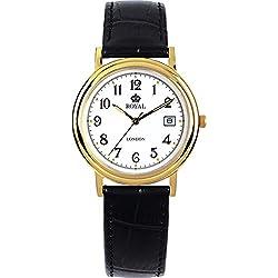 ROYAL LONDON watch 3 hands Date 40001-02 Men's [regular imported goods]