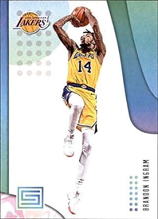 f72577be6ec 2018-19 Panini Status #77 Brandon Ingram Los Angeles Lakers NBA Basketball  Trading Card