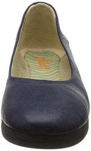 Tacón de SoftinosAsa414so Zapatos f Marino Mujer Azul xa8Ht8qw