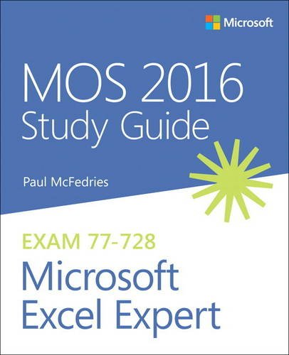 mos-2016-study-guide-for-microsoft-excel-expert-mos-study-guide