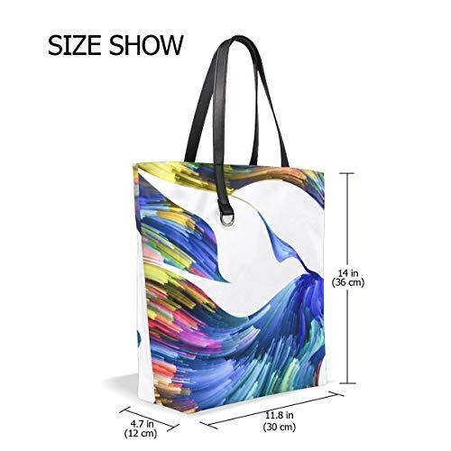 Nourison Bennigiry 001 Tote Pour Femme Unique Graphic Cabas Illusions Taille KBBXgyq