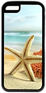 LJF phone case Beach Starfish Theme ipod touch 5 Case
