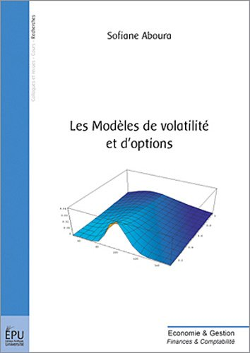 Les modèles de volatilité et doptions Sofiane Aboura