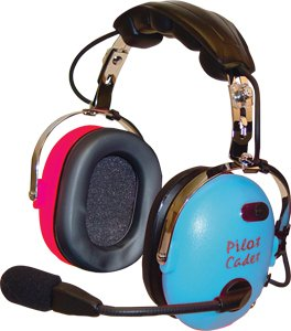 Pilot PA 1151ACB Child Headset Audio