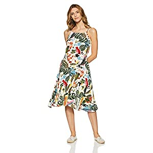 Styleville.in Women's Skater Midi Dress