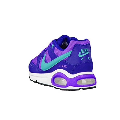 Nike Air Max Command (Gs) Calzatura PURPLE VENOM/TRB GRN-BLK-WHITE