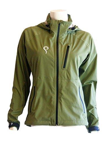 cf44dcd7860be Prois Hunting & Field Apparel for Women Galleann Rain Jacket (Olive, ...
