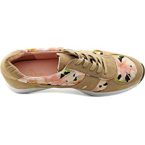 Taryn Rose Arvie Women Us 7 Sneakers Marrone
