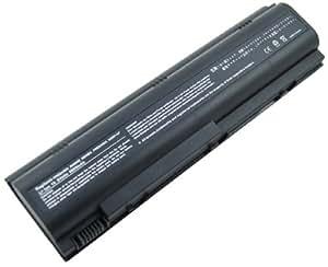 Superb Choice - batería de 12 celdas para portátil HP dv4220TX dv4221TX dv4222TX dv4223cl dv4223EA dv4223TX dv4224EA