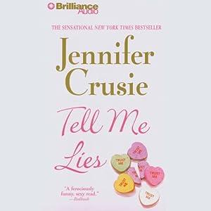 Tell Me Lies Audiobook