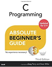Absolute Beginner's Guide C Programming