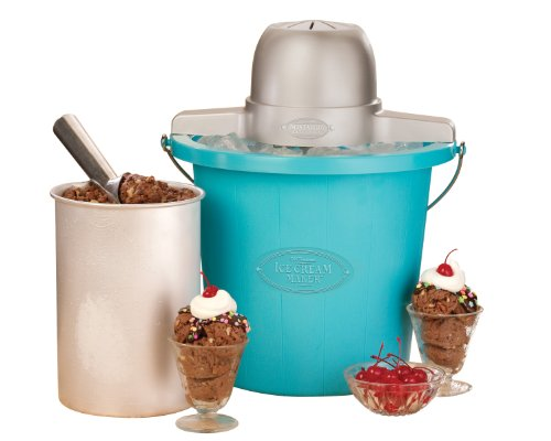 Vintage Collection 4-Quart Electric Ice Cream Maker