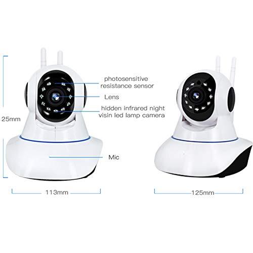 Spy Cam 1080P Cam/éra IP Wif Cam/éras De S/écurit/é /À Domicile sans Fil R/éseau Vision Nocturne Mini Cam/éras 720P CCTV HD Surveillance De D/étection De Mouvement pour B/éb/é
