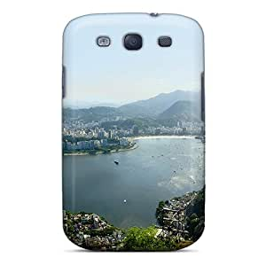 Faddish Phone Rio From Sugarloaf Case For Galaxy S3 / Perfect Case Cover