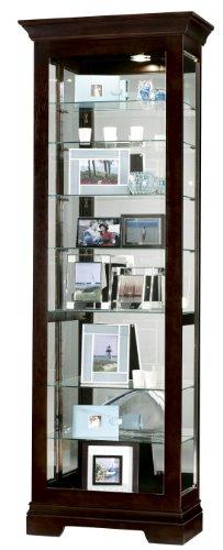 Price comparison product image Howard Miller 680-412 Saloman Curio Cabinet