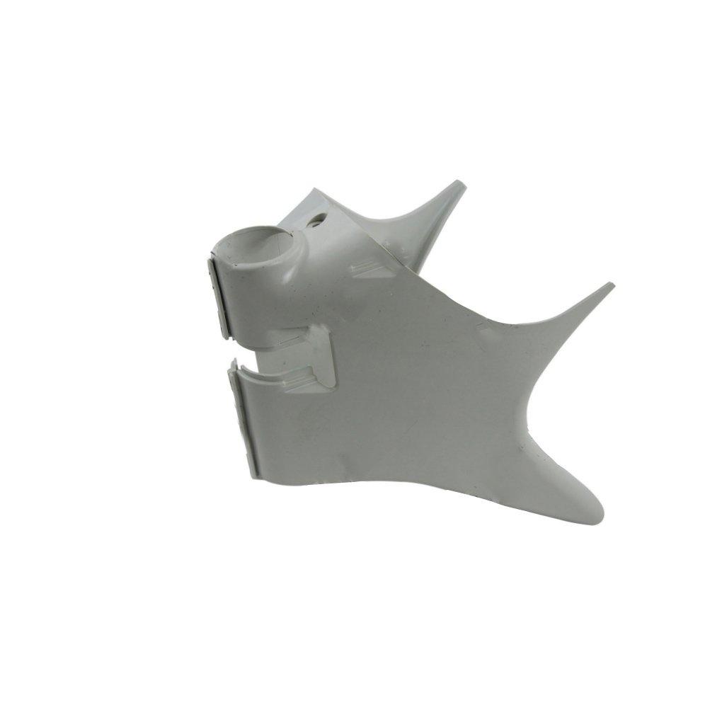 Republe schwarzer Rahmen Individuelle Abdeckungs-Haube f/ür Shadow VT600 VT 600 VLX 600 STEED400 Motorrad ABS-Kunststoff