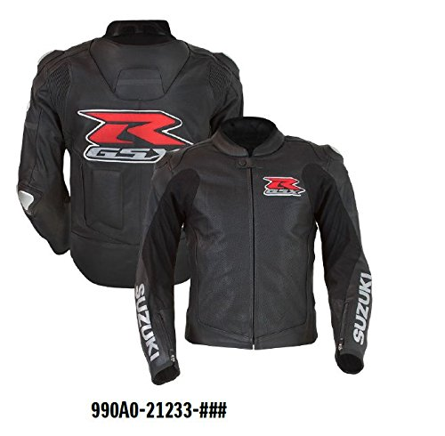 Gsxr Leather Jacket - 2