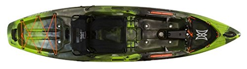 Perception Kayak Pescador Pro 10 Bs, Moss Camo by Perception Kayak