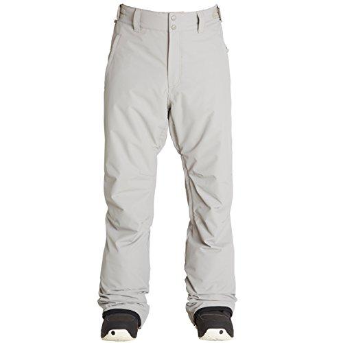 Billabong Snow Pants (Billabong Men's Lowdown Snow Pant, Grey, 2XL)