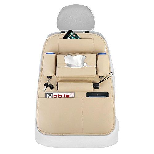 Organizer Leather Protectors Backseat Multi Pocket product image