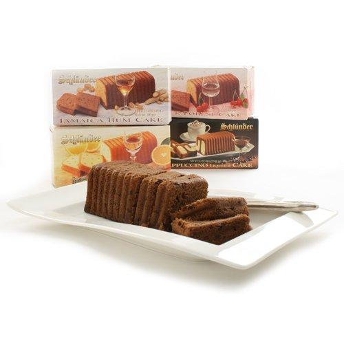 Schlunder Liqueur Cake - Amaretto (14 ounce) ()