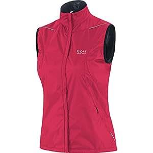 GORE Bike Wear Active Shell Lady patrones de costura para chalecos de alimentación - rojo