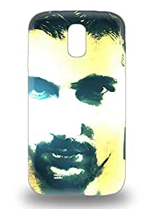 Awesome Galaxy Defender Tpu Hard 3D PC Case Cover For Galaxy S4 NBA Sacramento Kings Peja Stojakovic #16