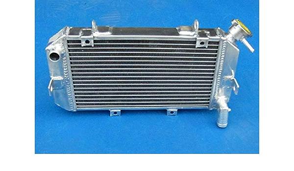 Radiador de aluminio de 3 filas para Yama-ha TRX850 TRX 850 ...