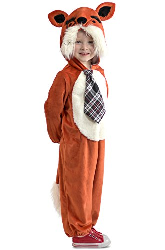 Quick Fox Costume (Quick the Fox Baby Infant Costume - X-Small)