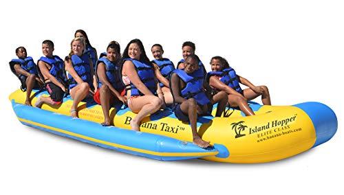 - Island Hopper 12 Passenger Banana Taxi Elite Class Heavy Commercial Banana Boat