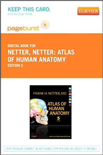 Atlas Of Human Anatomy Elsevier Ebook On Vitalsource Retail