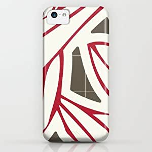 Cut Out Case For Iphone 5/5S Cover By Ted And Rose Design