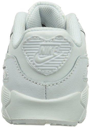 408110-167 Bambini Infant Aria Max 90 (td) Nike Bianco / Lupo Grigio