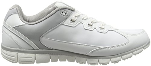 Oxypas Henny, Men's Safety Shoes, White (Lgr), 7 UK (41 EU)