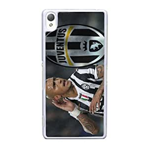 Sony Xperia Z3 Custom Cell Phone Case FC Juventus Players Arturo Vidal Case Cover YWFF68114