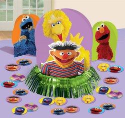 AMSCAN Sesame Street Party Centerpiece