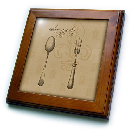 wood fork and spoon wall art - 5