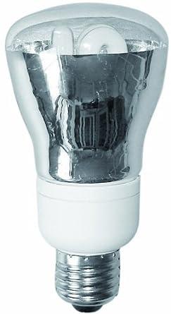 Electraline 92113, Bombilla Led 2 W, Casquillo E27, Reflector R60, Grande, 11 W, Equivalente a 50 W, Luz Cálida: Amazon.es: Iluminación